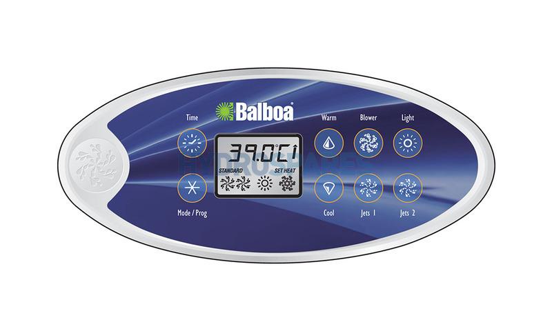 Balboa Topside Control Panel VL802D Series
