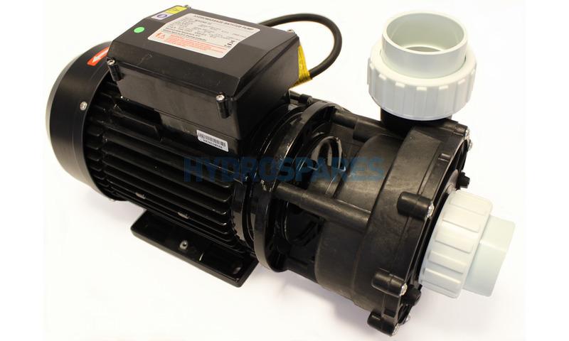WP250-II  2.5HP - 2 Speed - (2 x 2)