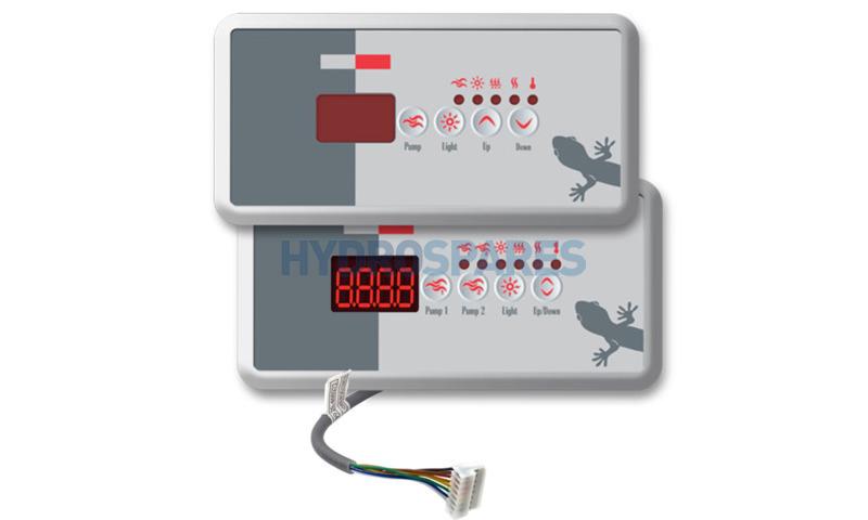 Gecko Topside Control Panel TSC-18 Series