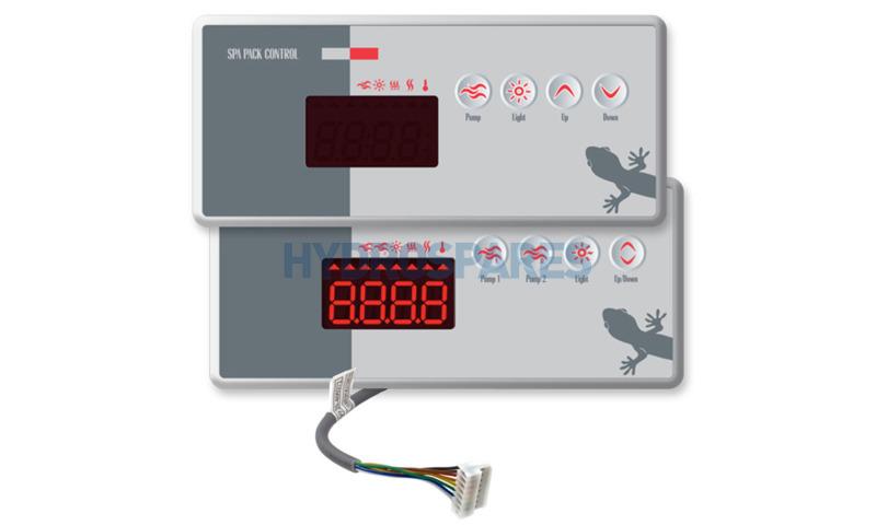 Gecko Topside Control Panel - TSC-19 Series