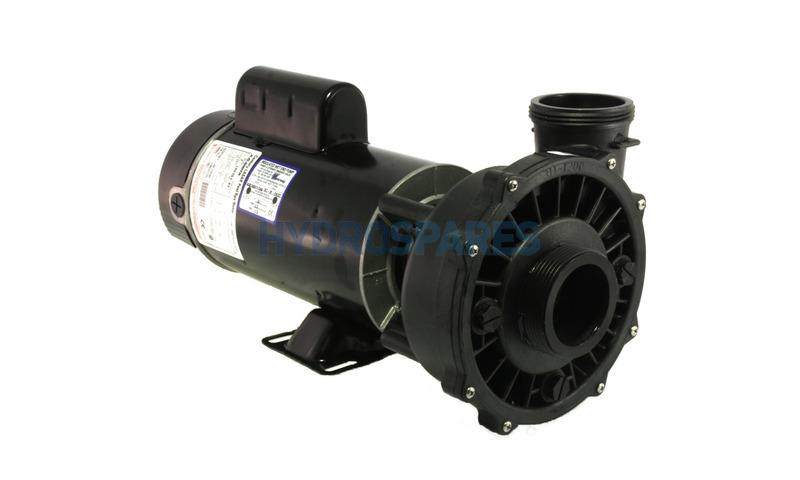 Executive Euro 48F - 2HP - 2 Speed (2.5 x 2) Smooth Body