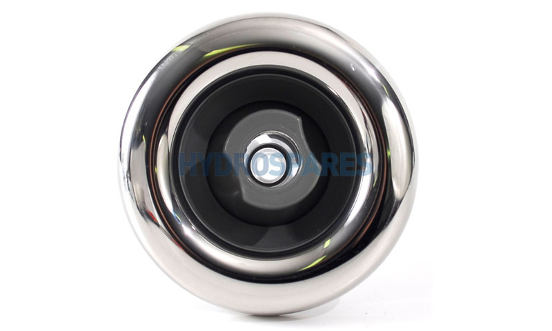 """Jet Front - 3-3/8""""- Directional - Stainless/Grey"""