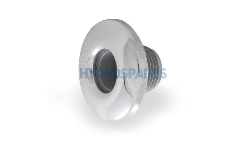 Jet Front - Stainless - 52mm