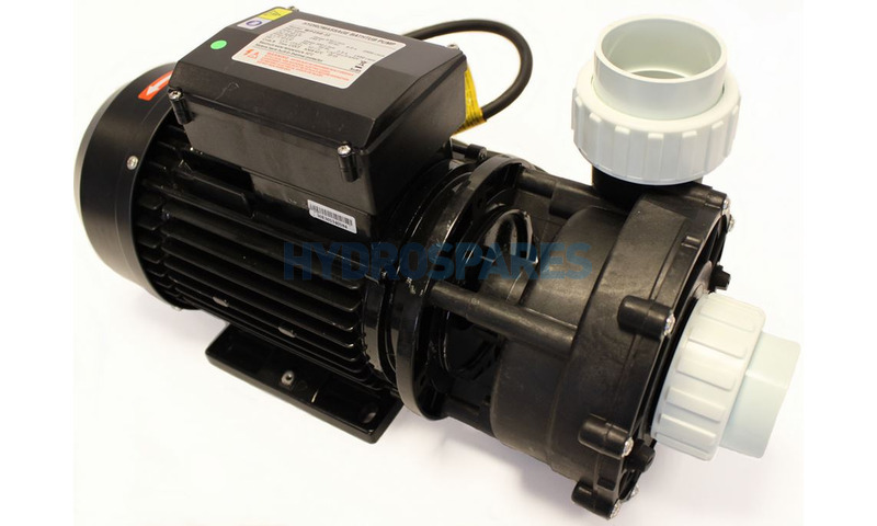"WP500-II - 5.0HP - 2 Speed (2.5"" Suction/Discharge)"