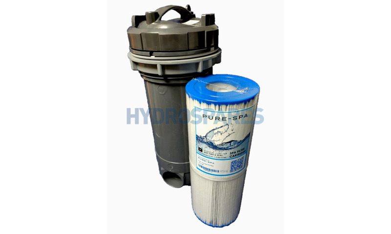 HS Pro Top Load Filter Assembly