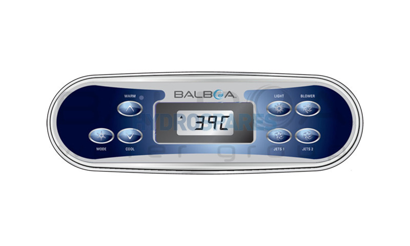 Balboa Topside Control Panel VL700S Series